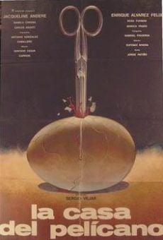 La casa del pelícano (1977) Online - Película Completa