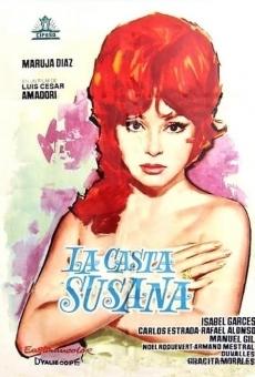 La casta Susana online kostenlos