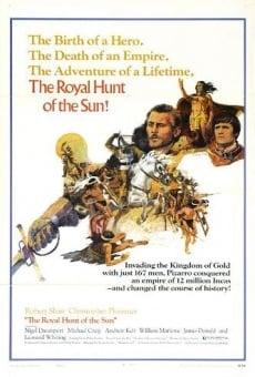 Ver película La caza real del Sol