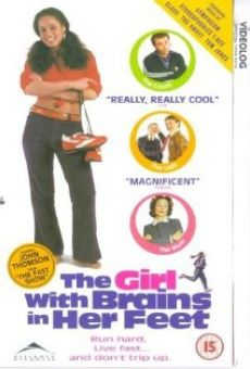 Ver película La chica con el cerebro en los pies
