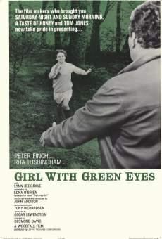 La fille aux yeux verts