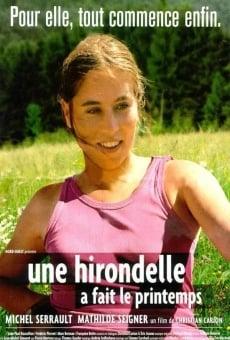 Ver película La chica de París