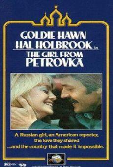 Ver película La chica de Petrovka