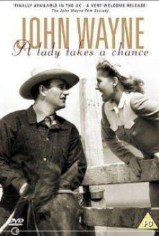 Ver película La chica y el vaquero