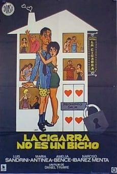 Ver película La cigarra no es un bicho