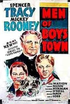 Men of Boys Town on-line gratuito