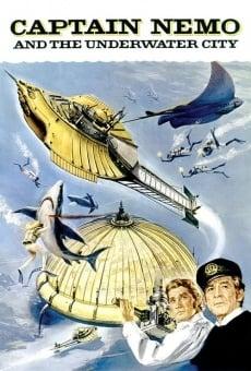 Ver película La ciudad de oro del capitán Nemo