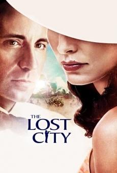 Ver película La ciudad perdida