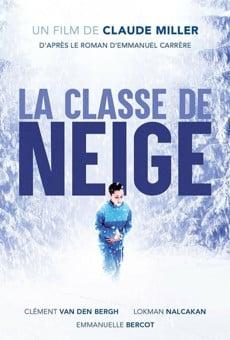 Ver película La clase de nieve
