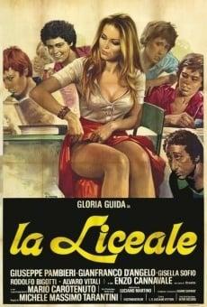 Ver película La colegiala