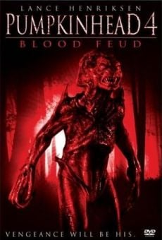 Pumpkinhead 4: Blood Feud online