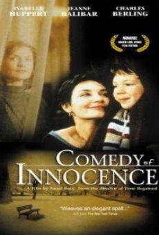 Ver película La comedia de la inocencia