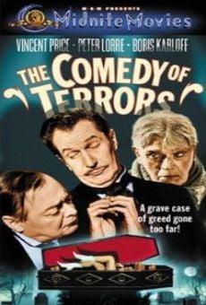 Ver película La comedia de los horrores