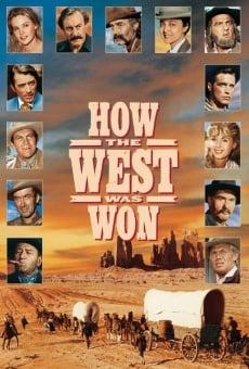 Ver película La conquista del Oeste