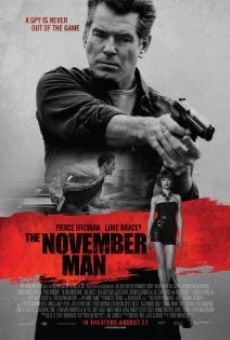 The November Man on-line gratuito