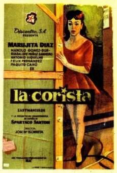 Ver película La corista