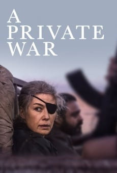 A Private War on-line gratuito