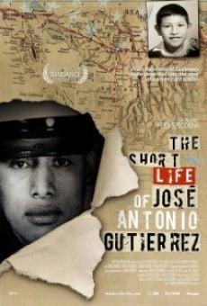 La courte vie du marine José Antonio Gutierrez