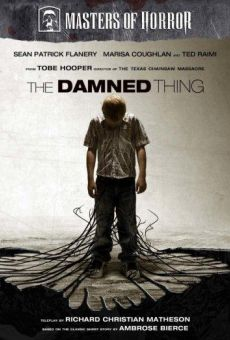 Watch The Damned Thing online stream
