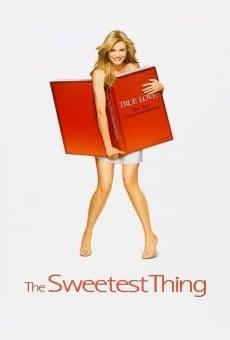 Ver película La cosa más dulce