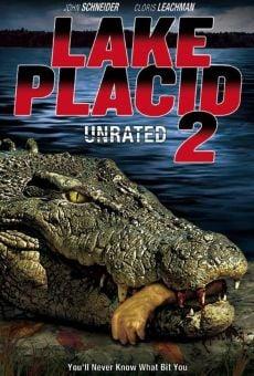 Ver película La criatura del pantano (Mandíbulas 2)