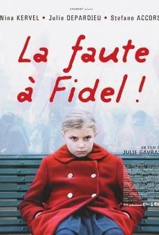 Tutta colpa di Fidel online