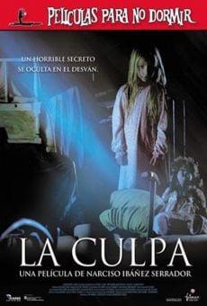 Ver película La culpa - Películas para no dormir
