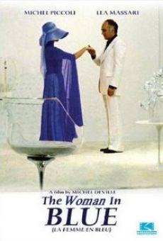 Ver película La dama de azul