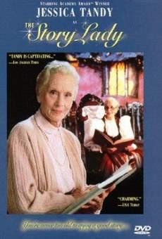Ver película La dama de los cuentos
