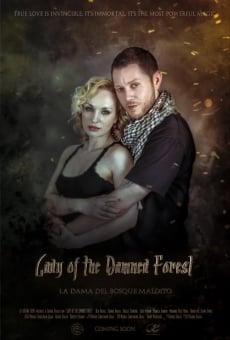 La dama del bosque maldito