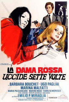 Ver película La dama roja mata siete veces