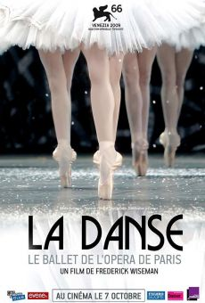 La danza online