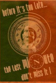 La dernière minute