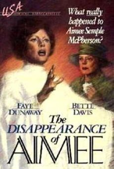 Hallmark Hall of Fame: The Disappearance of Aimee