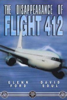 Ver película La desaparición del vuelo 412
