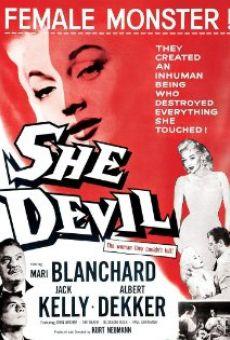 Película: La diabla