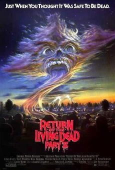 Return of the Living Dead Part II on-line gratuito