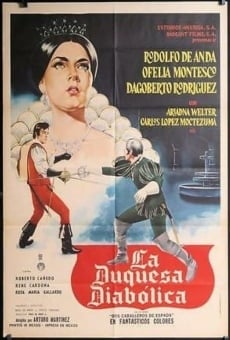 Ver película La duquesa diabólica