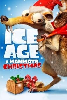 La era de hielo: Una navidad tamaño mamut online
