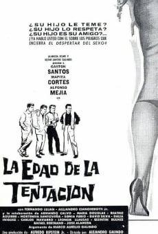 Ver película La edad de la tentación