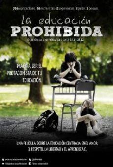 Ver película La educación prohibida