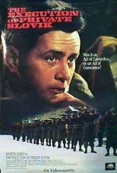 Ver película La ejecución del soldado Slovik