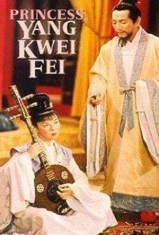 L'impératrice Yang Kwei-Fei en ligne gratuit