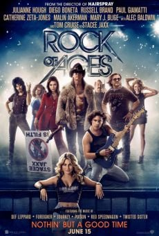 La era del rock (Rock of Ages) online free