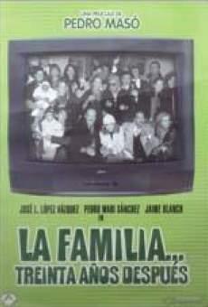 La familia... 30 años después gratis