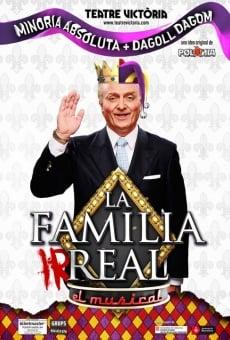 La família irreal online