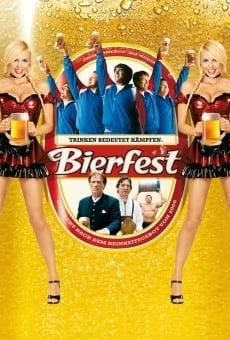 Ver película La fiesta de la cerveza ¡Bebe hasta reventar!