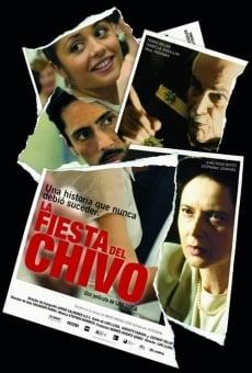 Ver película La fiesta del Chivo