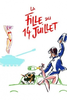 La fille du 14 juillet on-line gratuito