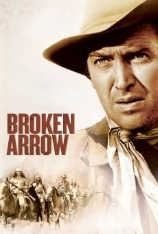 broken arrow 1950 film en fran ais cast et bande annonce. Black Bedroom Furniture Sets. Home Design Ideas